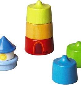 playtime haba stacking lighthouse 12m+