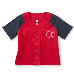 master tea collection yokohama baby baseball tee