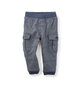 master tea collection herringbone cargo baby pants