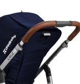 gear UPPAbaby CRUZ Leather Handlebar Covers