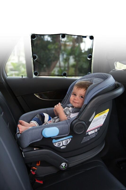 gear UPPAbaby Easy-Fit car + SUV sunshade