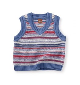 little boy *sale* tea collection haru baby sweater vest
