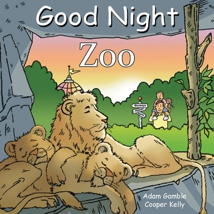 book Good Night our world series