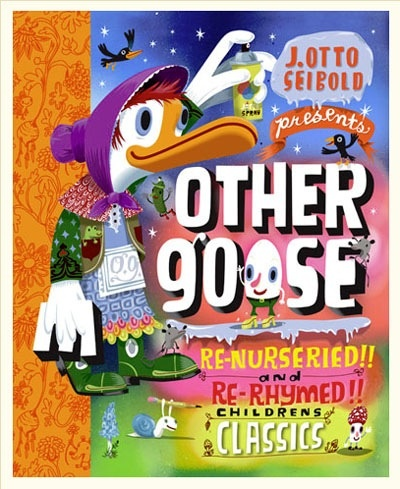 book other goose: re-nurseried and re-rhymed children's classics