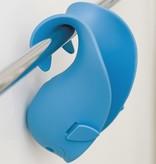 bath skip hop moby bath spout, blue