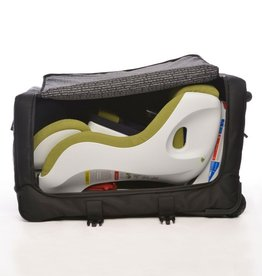 gear clek weelee car seat travel bag