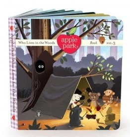 book who lives in the woods
