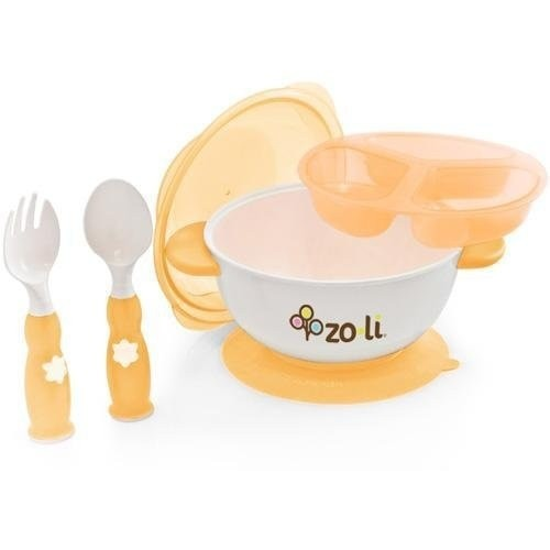 feeding STUCK suction bowl feeding set