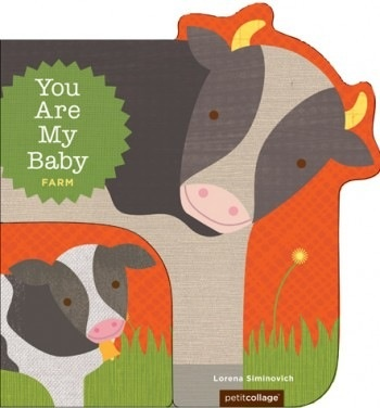 book you are my baby: farm