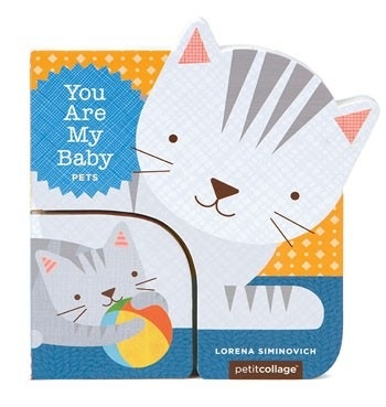 book you are my baby: pets