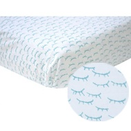 master bla bla fitted crib sheet