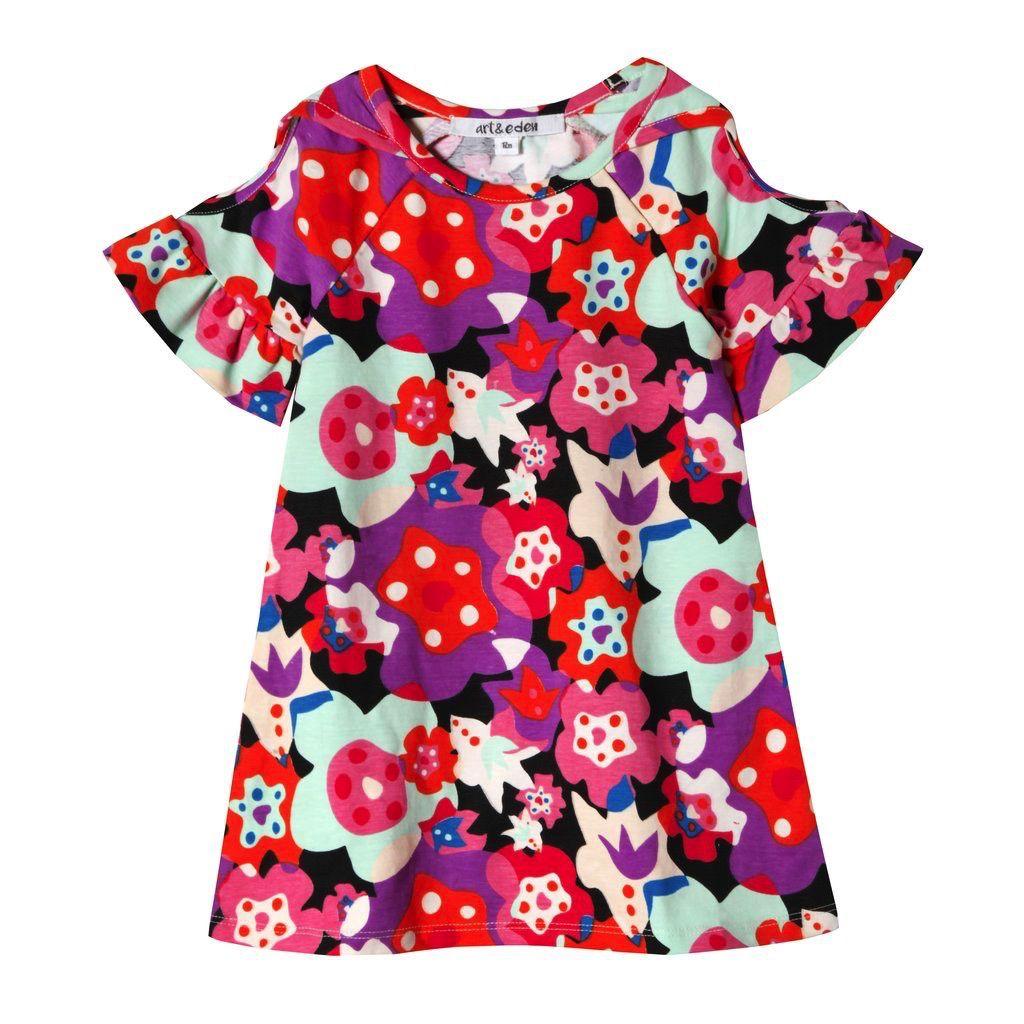 little girl *sale* art & eden (organic) mini beatrix dress