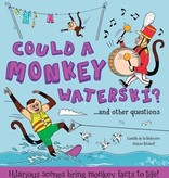book what if… could a monkey waterski