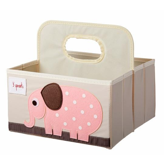 decor 3 sprouts diaper caddy (more colors)