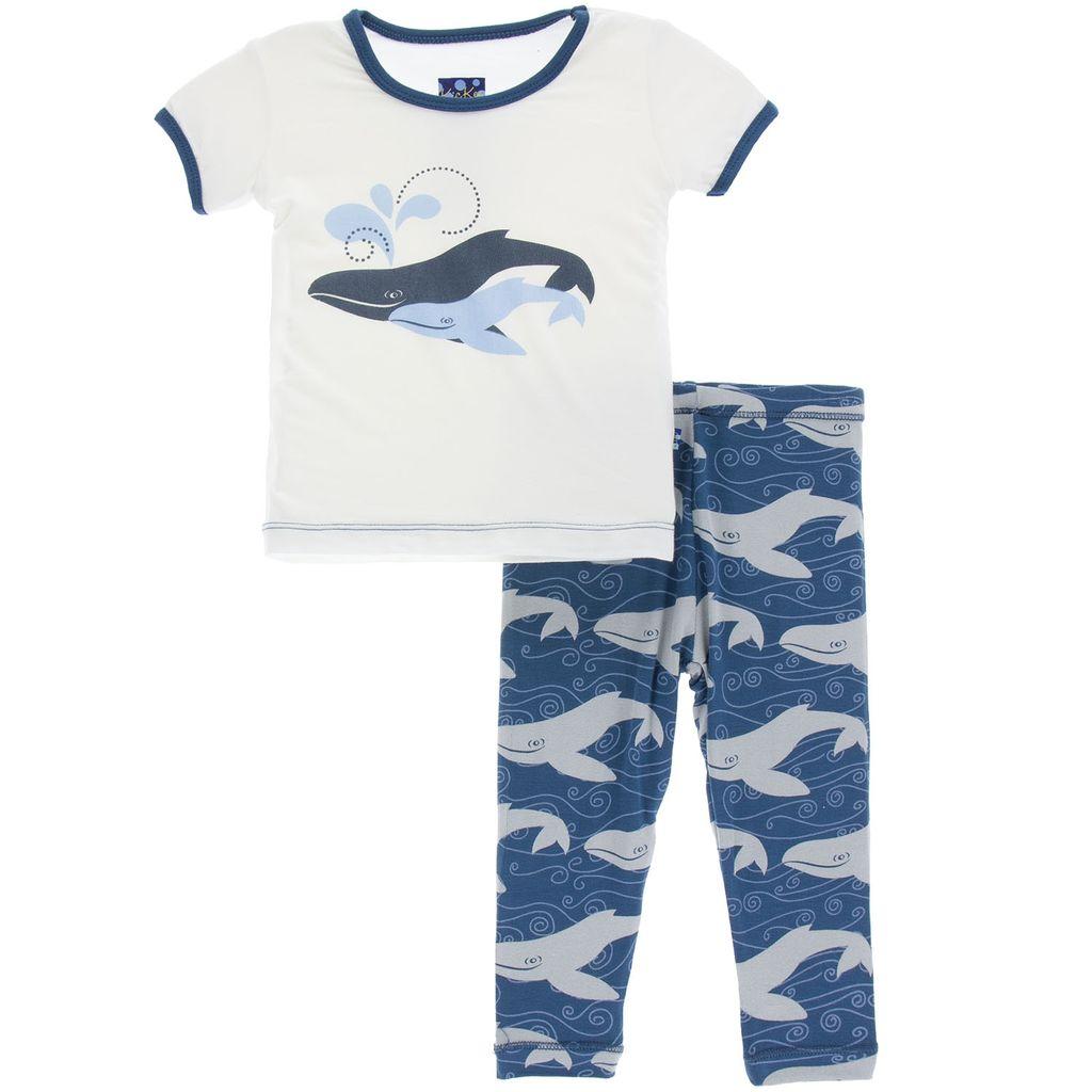 31a21aafb kickee pants ss pajama set - mod mama