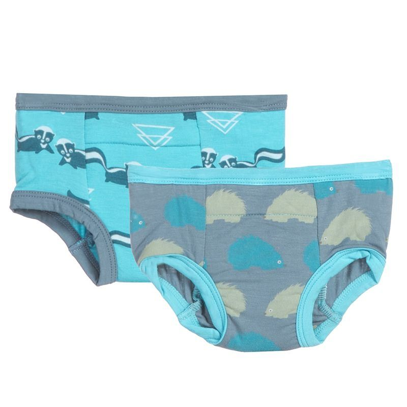 toddler boy kickee pants training pants set