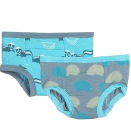 toddler boy kickee pants training pants set