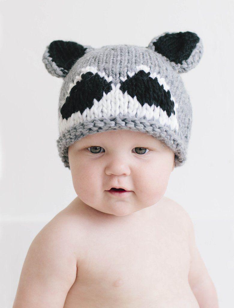 fashion accessory blueberry hill roscoe raccoon hat