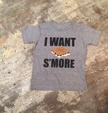 kid s'more t-shirt