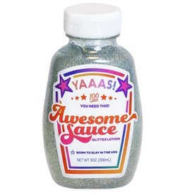 personal care awesome sauce glitter lotion