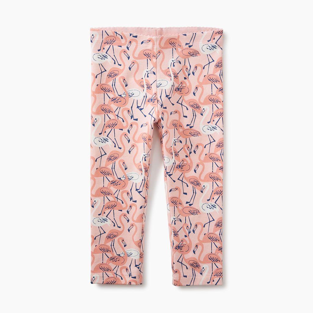 master flamingo capri leggings
