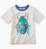 master beetle graphic tee