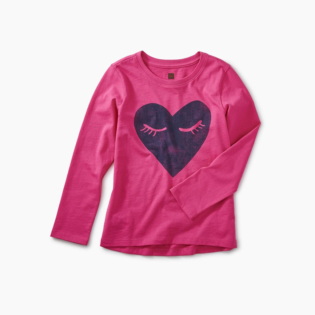 master corazon graphic tee