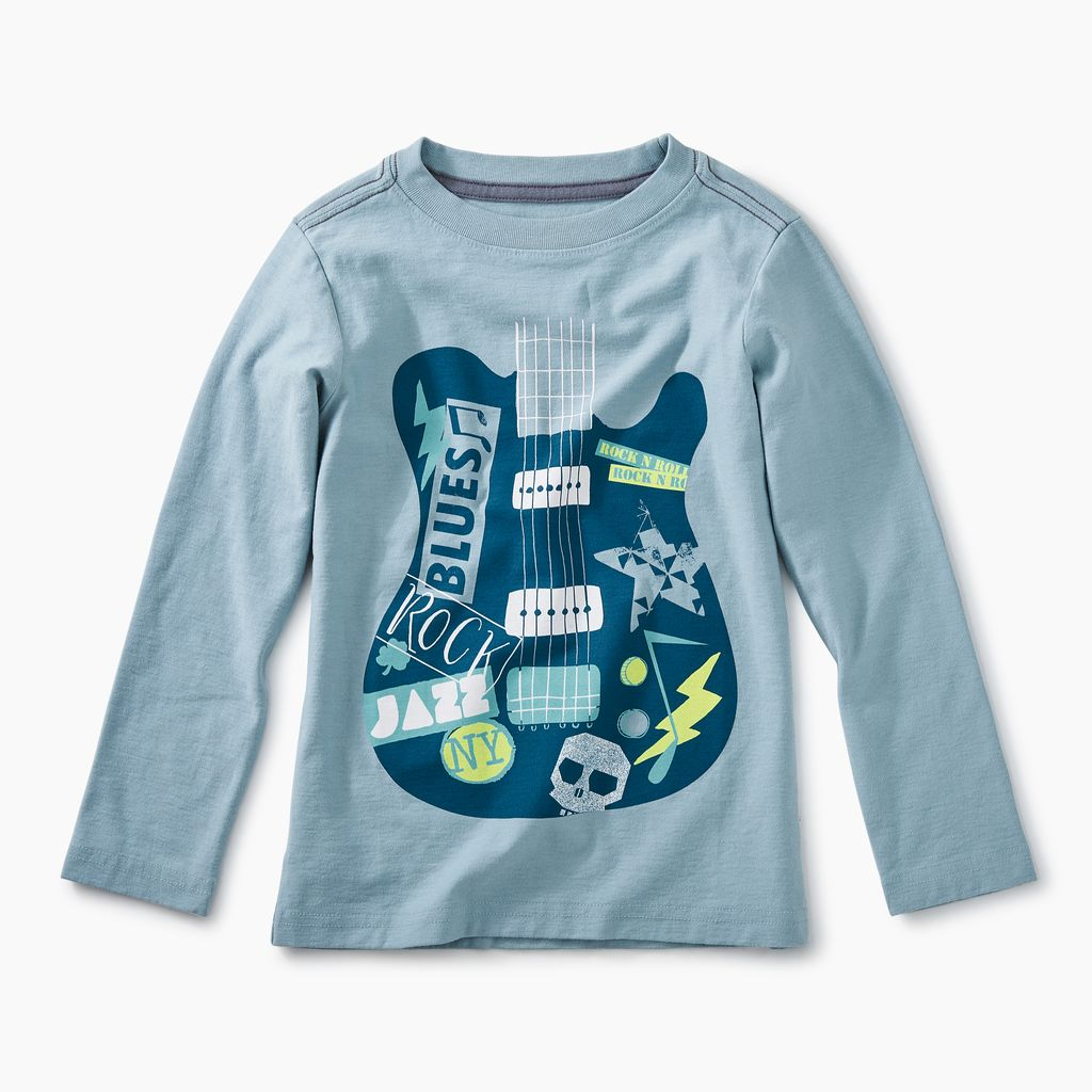 master guitar graphic tee