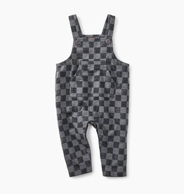 master printed baby overall