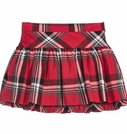 girl mayoral plaid skirt