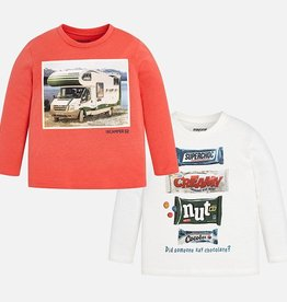 boy mayoral l/s t-shirt