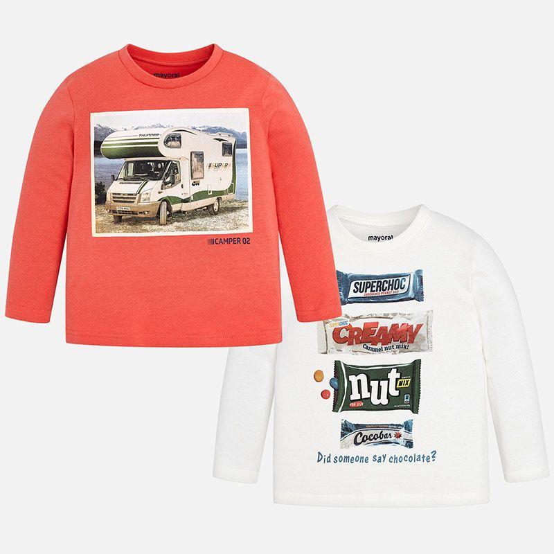 boy mayoral l/s t-shirt