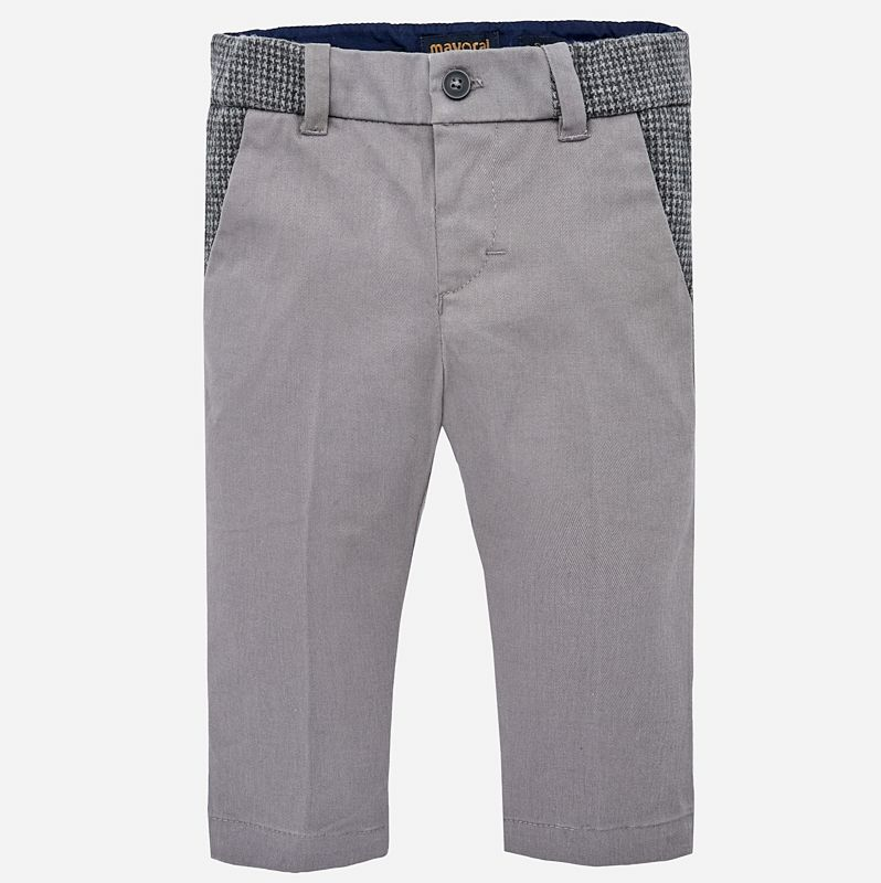 baby boy mayoral serge pants