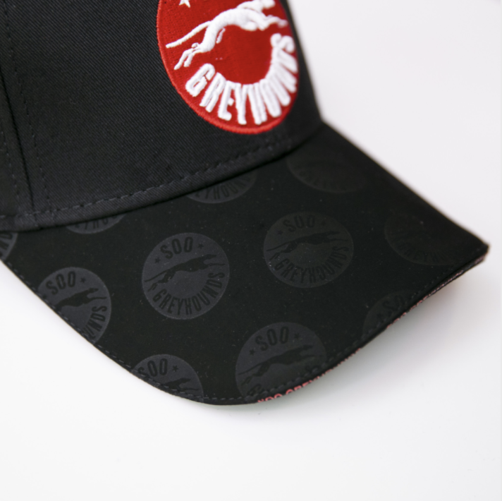 Black Nubuck Hat