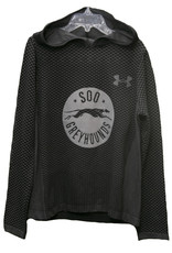 Under Armour Youth LS Black