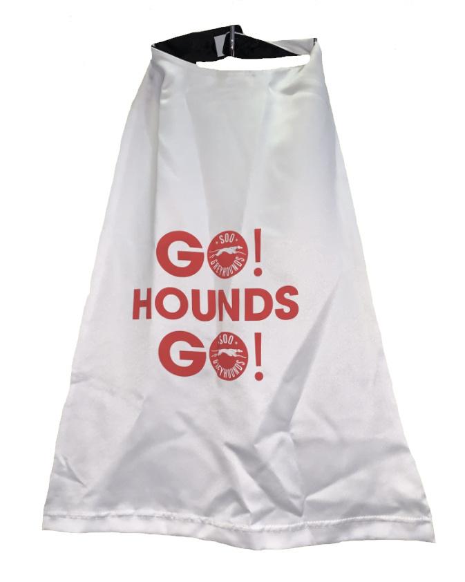 Kids Go Hounds Go Cape