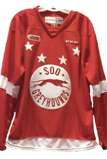 CCM Red Jersey