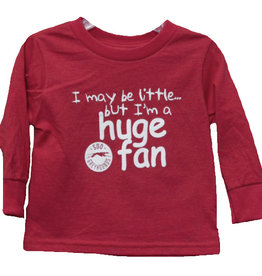 Huge Fan Toddler Long Sleeve