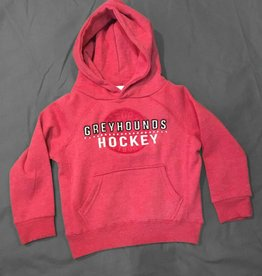 Campus Crew Toddler Hoody Red Size M