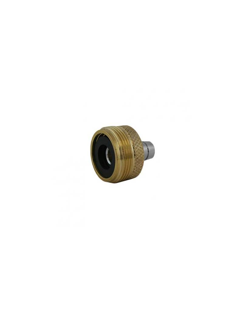 """Beverage Cleaning Faucet Adapter with 5/16"""" Barb"""