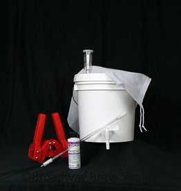 BBS 1 Gallon Beer Equipment Kit (Basic)