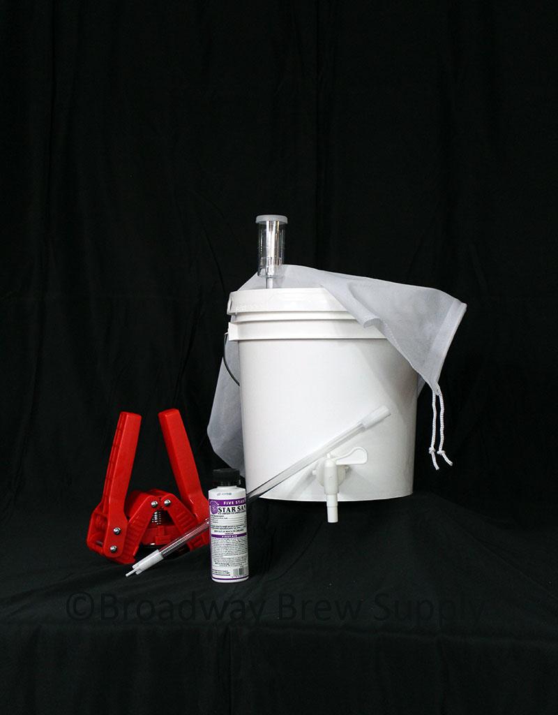 BBS 1 Gallon Beer Equipment Kit (Basic)