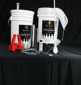 BBS 5 Gallon Beer Brewing Equipment Kit (Basic)