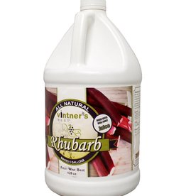 Vintner's Best VINTNER'S BEST® RHUBARB FRUIT WINE BASE 128 OZ (1 GALLON)