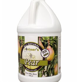 Vintner's Best VINTNER'S BEST® PEAR FRUIT WINE BASE 128 OZ (1 GALLON)