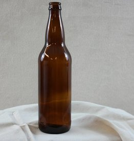 Brown Bottle 22 oz