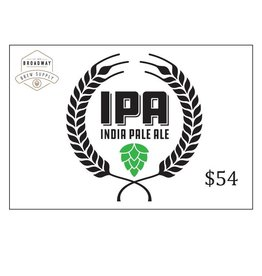 India Pale Ale 5 Gal Beer Recipe Kit