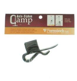Fermtech Ltd FERMTECH AUTO-SIPHON CLAMP - Regular/Mini