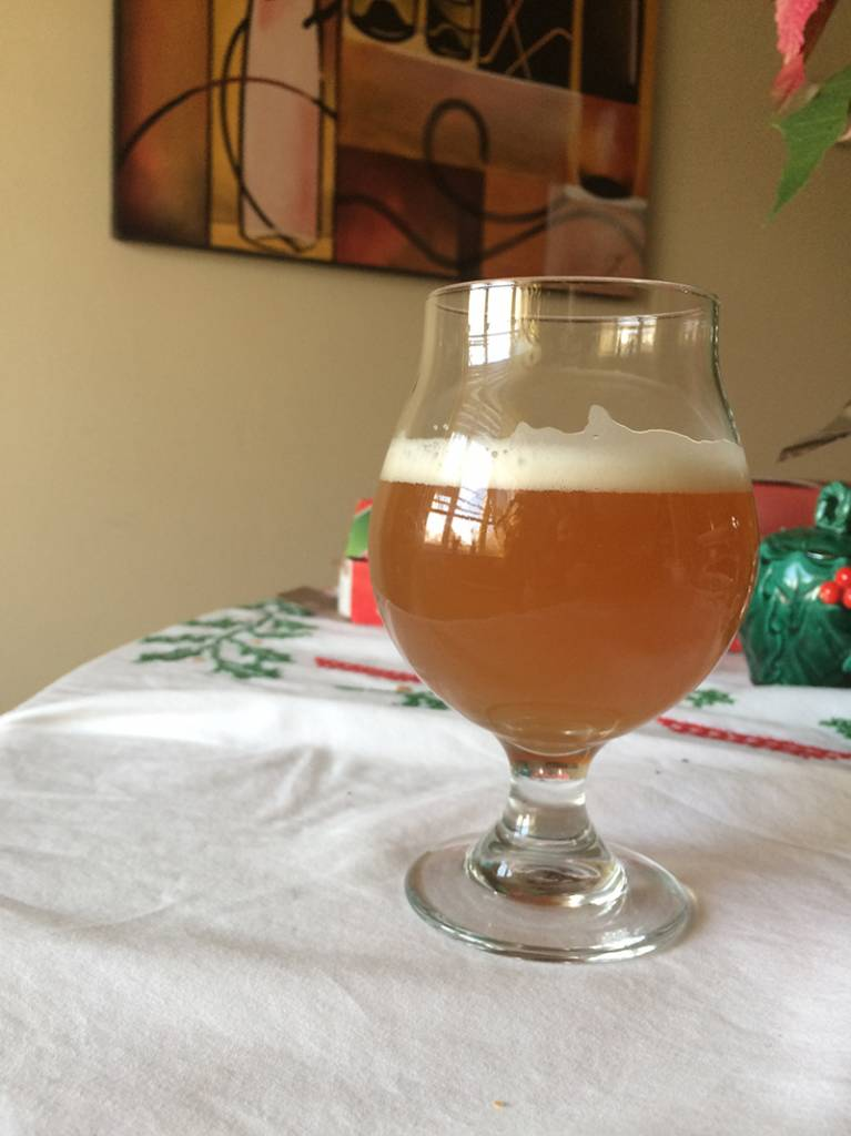 Medusa NEIPA Recipe & Tasting Notes