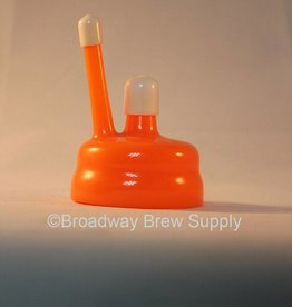 ORANGE UNIVERSAL CARBOY CAP